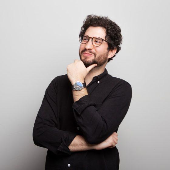 Daniel Spievak, Projektarchitekt bei sehw architektur.