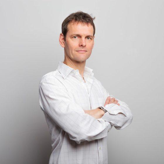 Hendrik Rieger, Geschäftsführer von sehw architektur.