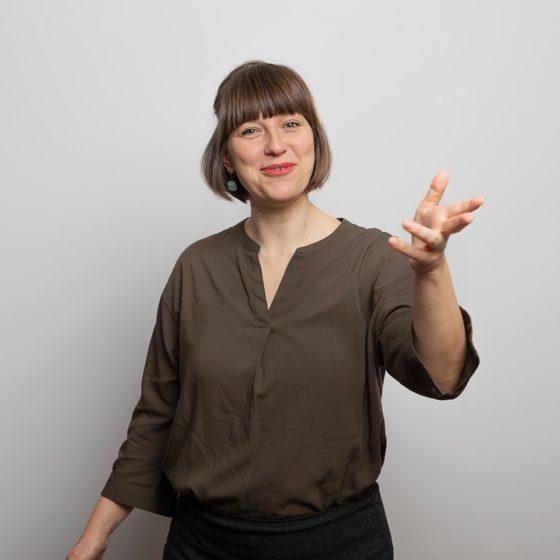 Lisa Kattner, Leitung Kommunikation bei sehw architektur.