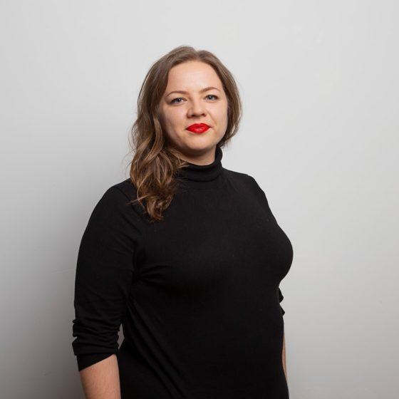 Maija Gavare, Projektarchitektin bei sehw architektur.