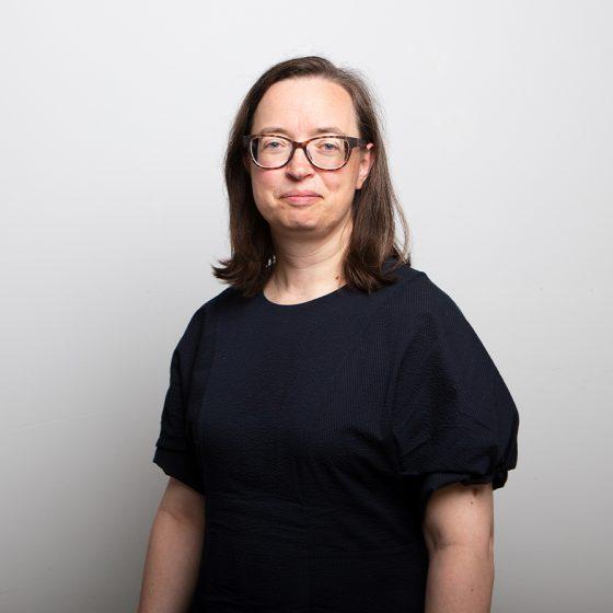 Alexandra Gad, Büroleiterin bei sehw architektur.