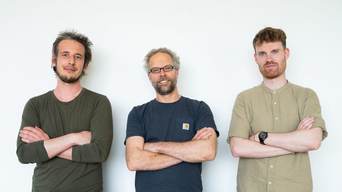 Das BIM-Team der Sehwarchitektur.