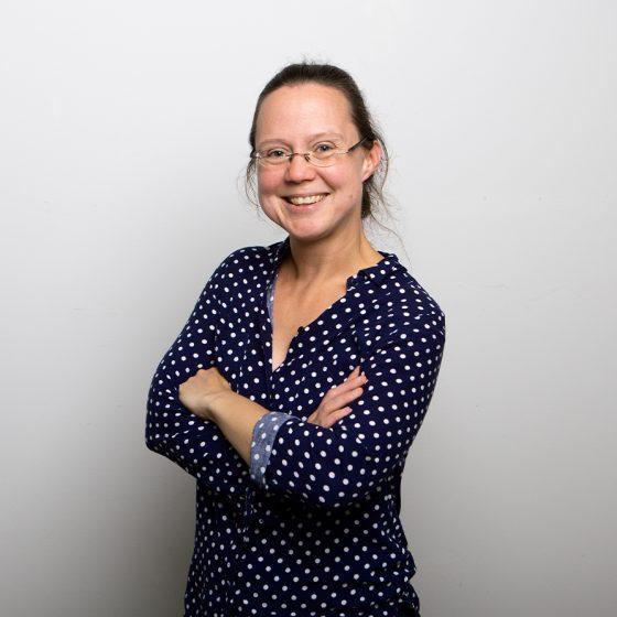 Doreen Justus, Projektmitarbeiterin bei sehw architektur.