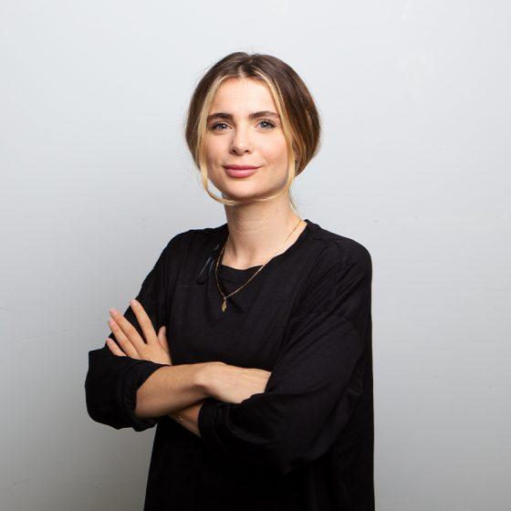 Jacqueline Ekteshafi, Projektmitarbeiterin bei sehw architektur.