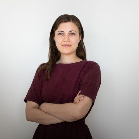 Jana Eder, Projektmitarbeiterin bei sehw architektur.