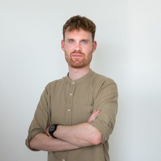 Joachim de Vriese, Projektmitarbeiter bei sehw architektur.