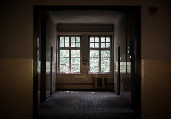 Innenaufnahme der Kurt-Tucholsky-Grundschule in Berlin.
