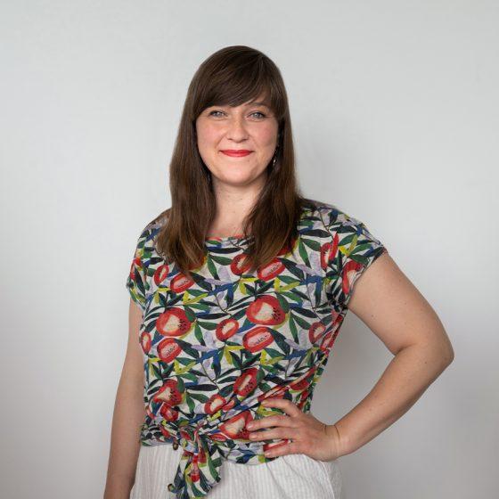 Lisa Kattner, Leitung der Marketing und Kommunikation bei sehw architektur.
