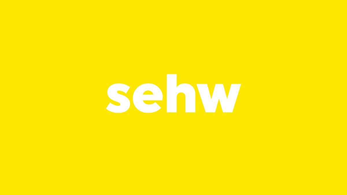 Logo von Sehw Architektur.