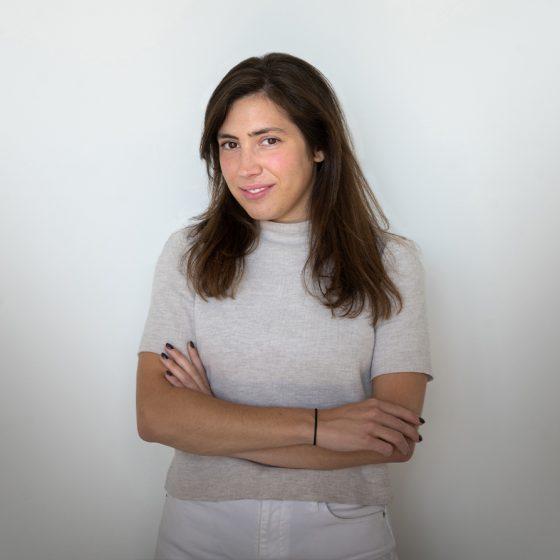 Maria Pena, Projektmitarbeiterin bei sehw architektur.