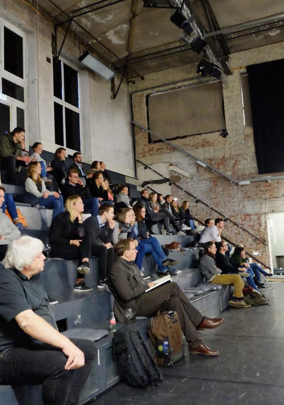 Publikum beim Symposium Mutich 2017.