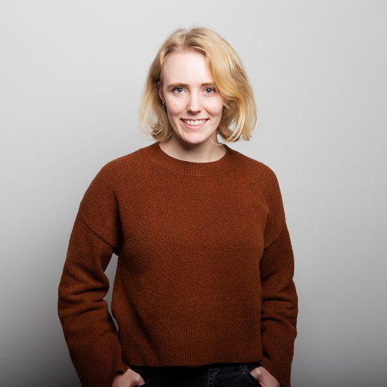 Nadine Kopetzki, Studentische Mitarbeiterin bei sehw architektur.