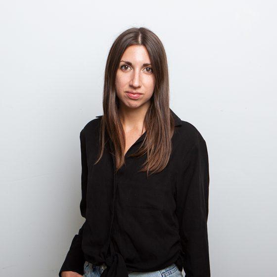 Sara-Elpida Tsouvalla, Projektmitarbeiterin bei sehw architektur.